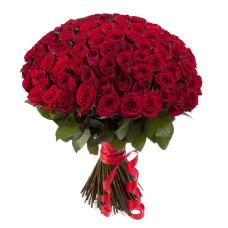 101 подмосковная бордовая роза