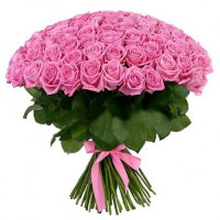 """101 розовая роза """"Ревиваль"""""""