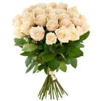 25 подмосковных персиковых роз