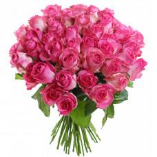 """51 розовая роза """"Ревиваль"""""""