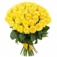 51 подмосковная желтая роза