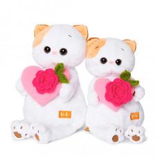 Ли Ли с розовым сердечком