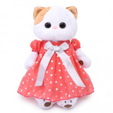 Ли-Ли в платье в горошек