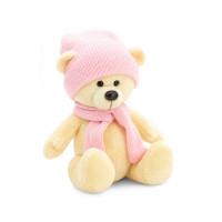 Медведь Топтыжкин желтый: шапка/шарф