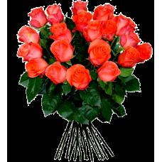 25 подмосковных коралловых роз